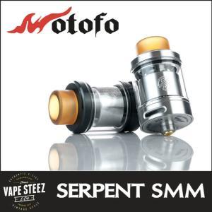 電子タバコ Wotofo SERPENT SMM RTA アトマイザー RDA 直ドリ ドリッパータンク|vapesteez
