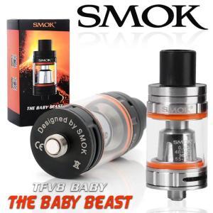 電子タバコ SMOK TFV8BABY アトマイザー 3ml Cloud Beast 超爆煙 クリアロ クラウドビースト|vapesteez