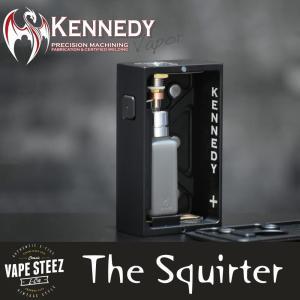 電子タバコ Kennedy Vapor The Squirter BF MOD 21700 / 20700 8.5ml スコンカーボトル vapesteez