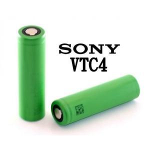 Sony US18650 VTC4 2100mAh Li-Mn 30A (Pulse-60A)|vapesteez
