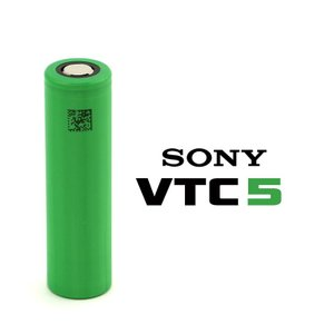 SONY VTC5 2600mAh US18650 Li-Mn 30A (Pulse-60A) IMR リチウムマンガンバッテリー|vapesteez