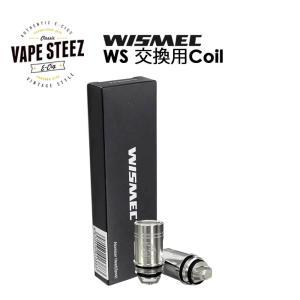 電子タバコ WISMEC WS 交換用コイル coil 5個入り|vapesteez