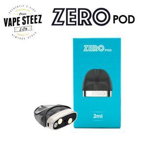 【 電子タバコ 交換用 POD 】VAPORESSO ZERO 専用 交換POD 2個セット【 VAPE 】【 ゼロ 】2ml|vapesteez