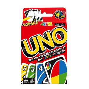 UNO ウノ カードゲーム(B7696) 2-10人 _.|vaps