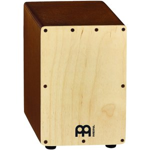 MEINL マイネル ミニカホン Almond Birch Body / Natural Frontplate SCAJ1LB-NT __