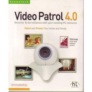 honestech Video Patrol 4.0 パッケージ版(Windows)  遠隔監視ソフト [メール便発送、送料無料、代引不可]|vaps