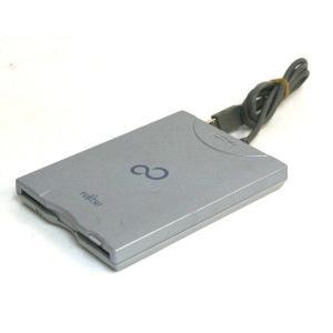 (中古品)富士通 USB外付けFDD フロッピーディスクドライブ CP078730-03 _.|vaps