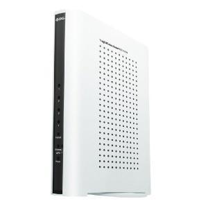 (中古品)プラネックス 150Mbps ハイパワーWi-Fi無線LANルータ アンテナ内蔵・WPSボタン MZK-WNHPU 本体+子機+ACアダプタ _|vaps