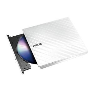 [新品バルク品]ASUS バスパワーポータブルDVDドライブ SDRW-08D2S-U ホワイト[本体のみ][メール便発送、送料無料、代引不可]
