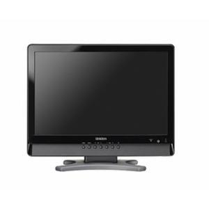 (中古)UNIDEN 19V型 液晶 テレビ TL19DX21-B ブラック 本体+スタンド+リモコン+B-CAS __|vaps