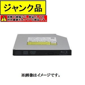 (ジャンク・動作不可)パナソニック ノートPC用 ブルーレイスリムドライブ BD-R×6倍速書込 ブラック UJ-260/UJ260 _. vaps