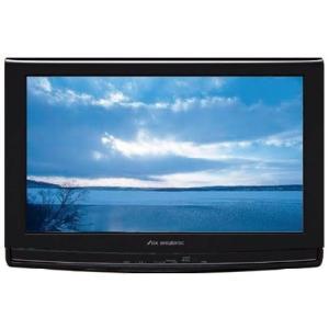 (中古)DXアンテナ 19V型 液晶 テレビ ブラック LVW-193(K) 本体(スタンドなし)+リモコン+B-CAS __|vaps