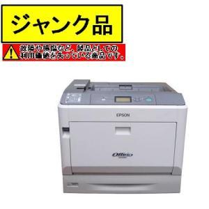 (ジャンク品)エプソン レーザープリンター LP-S7100 本体+電源ケーブル __|vaps