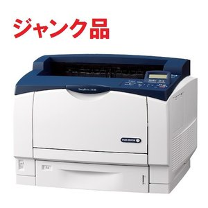 (ジャンク)(中古品)富士ゼロックス A3モノクロプリンター DocuPrint3000(本体+電源コード) __|vaps