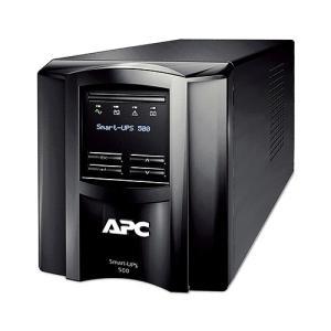 (中古)APC Smart-UPS 500 無停電電源装置 100V SMT500J __|vaps