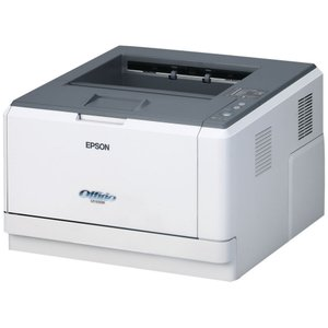 (中古)EPSON Offirio オフィリオ A4モノクロレーザープリンター LP-S310N (本体+電源コード) __|vaps