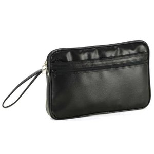CRADLE RIVER(クレイドルリバー) 豊岡製鞄 セカンドバッグ スピードケース 集金バッグ メンズ B5 32cm No25624-01 クロ  ___|vaps