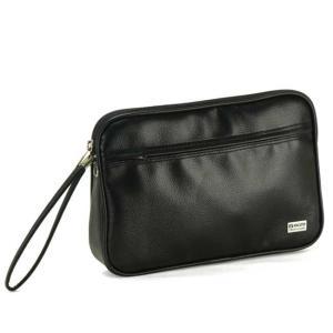 CRADLE RIVER(クレイドルリバー) 日本製 豊岡製鞄 セカンドバッグ スピードケース メンズ A5 26cm No25626-01 クロ  ___|vaps