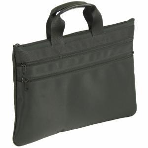 BLAZER CLUB(ブレザークラブ) 日本製 豊岡製鞄 ブリーフケース ビジネスバッグ マチなし メンズ B4 41cm No26288-01 クロ  ___ vaps
