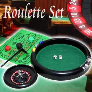 旅行にも!ルール簡単! カジノ/ルーレットセット 83039 __
