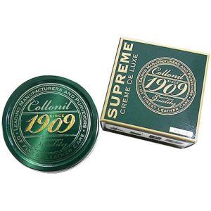 collonil/コロニル 1909 シュプリーム クリームデラックス 革用 カラーレス(無色) 100ml[メール便発送、送料無料、代引不可]