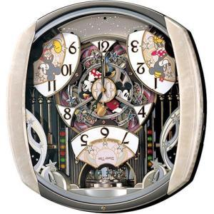 セイコー Disney (ディズニータイム) 電波からくり掛け時計   ミッキー&フレンズ FW563A (disneyy) __|vaps