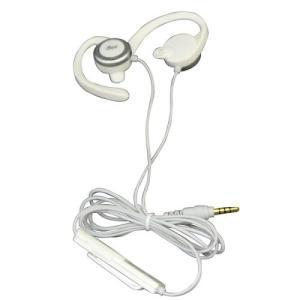 エムアイビー Bee OGS方式イヤフォン iPhone 3G/3GS/4S/5S OGS-H135-WSW(iVM) ホワイト _|vaps