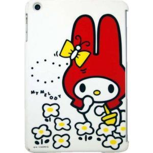 グルマンディーズ サンリオ マイメロディ iPad mini専用シェルジャケット SAN-184MMA _.|vaps
