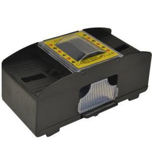 GP/ジーピー トランプを自動でラクラクシャッフル カードシャッフラー[送料無料(一部地域を除く)]