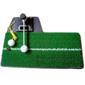 ゴルフ練習用スイングマット フレイルボール 3in1/GOLSWIN[送料無料(一部地域を除く)] vaps