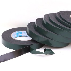 超強力 屋外用両面テープ 《1.2cm×10m》 DIY 業務用 工具 固定 粘着テープ _|vaps