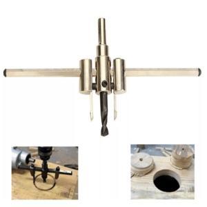 サークルカッター 直径30-200mm DIY 工作 工具 木工用 六角レンチ _.|vaps