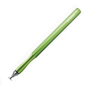 iPhone/iPad 極細タッチペン スタイラスペン 《グリーン》 ディスクタイプ _|vaps