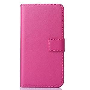 本革 iPhone6/6s対応 レザーケース 《ピンク2》 スマホケース _|vaps