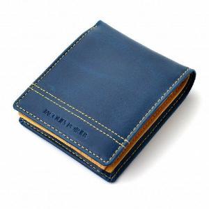 ジャック・ポワリエ 牛革二つ折り財布-フランスの伝統- JP-5003 《ネイビー》 _|vaps