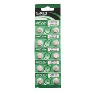 LR41ボタン電池 10個セット カメラ・ミニゲーム・体温計等に _|vaps