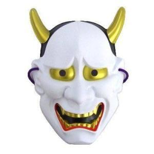 パーティ用変装マスク お面/おめん 般若(はんにゃ) 1枚入り _ vaps