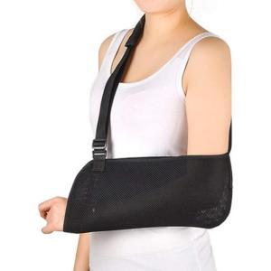 アームリーダー 腕 つり用 腕吊り サポーター アームホルダー 腕 骨折 脱臼 ギプス 固定 _|vaps