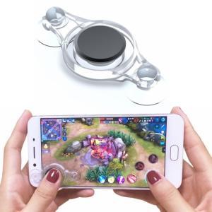 第五世代 モバイルジョイスティック ゲームコントローラー ゲームパッド Android/IOS機種対応 _|vaps