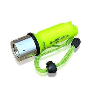 完全防水 Twink Light LED水中ライト ダイビングライト 防災 懐中電灯 _|vaps