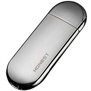振るだけで点火 USB電子ライター 《シルバー》 USB接続 防風 軽量 極薄 おしゃれ プレゼント _|vaps