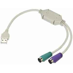 PS/2-USB変換アダプタ PS2 to USB アダプター _