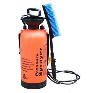 高圧式 ポンプ洗浄機 持ち歩き カー用品 メンテナンス 掃除 車 便利 お墓 水 ジェット  __|vaps