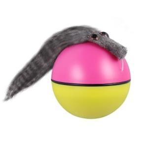 動くイタチ ムービングウィーゼル 猫 電動 おもちゃ 玩具 _|vaps