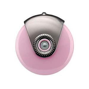 ミスト加湿器 《ピンク》 ナノミスト 小型 携帯ミスト スチーマー iPhone Android スマホ  _|vaps