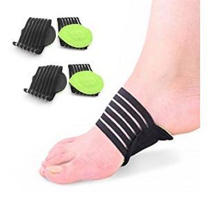 足裏 アーチサポーター 偏平足 足底筋膜炎 矯正 土踏まず シリコン サポーター _ vaps