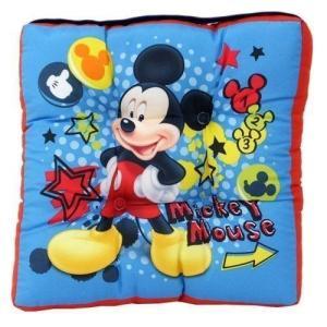 ディズニー スクールクッション ミッキーマウス アトラクティブ __|vaps