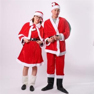 クリスマス 衣装 サンタ コスプレ サンタクロース 変装 聖夜パーティードレス レディース サンタ服...