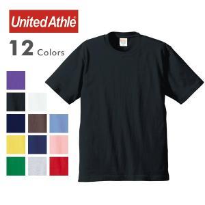 数量限定 6.2oz 無地 Tシャツ 厚手 メンズ 半袖 メンズ ユナイテッドアスレ United ...
