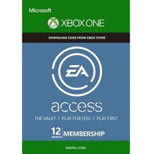 XBOX EAPlay EA access 12 Month